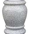 Custom Granite Vases