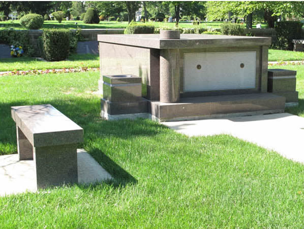Chicago Granite Mausoleums