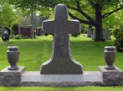 Chicago Headstone Example 5