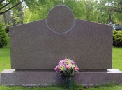 Chicago Headstone Example 4