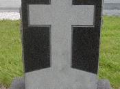 Chicago Headstone Example 3